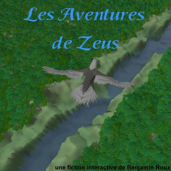 Couverture des Aventures de Zeus