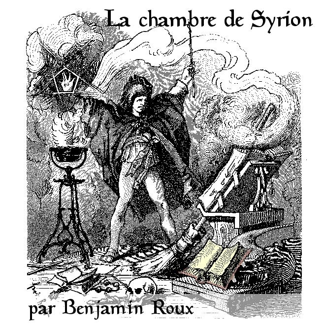 Couverture de la Chambre de Syrion