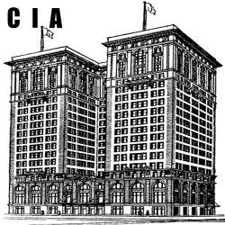 Couverture de CIA