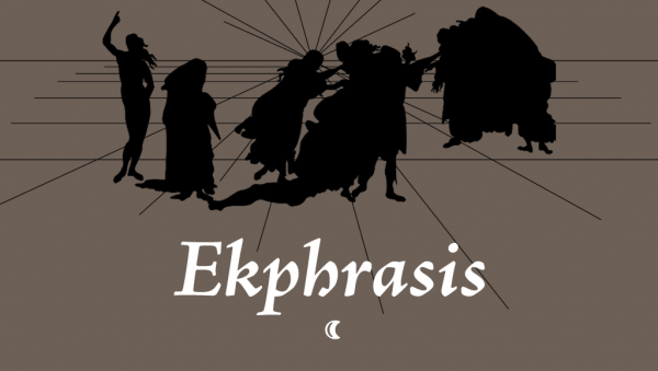Couverture d'Ekphrasis