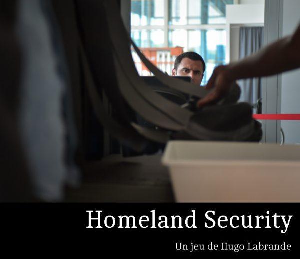 Couverture de Homeland Security