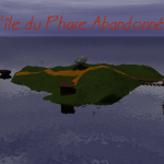 L'Île du phare abandonné