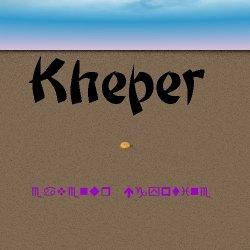 Couverture de Kheper