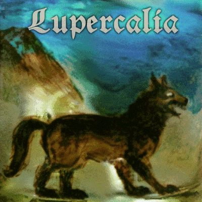 Couverture de Lupercalia