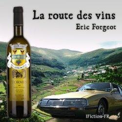 Couverture de la Route des vins