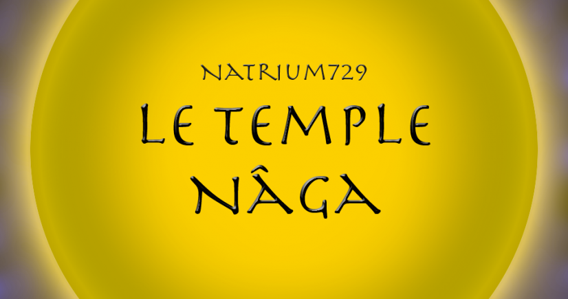 Couverture du Temple nâga