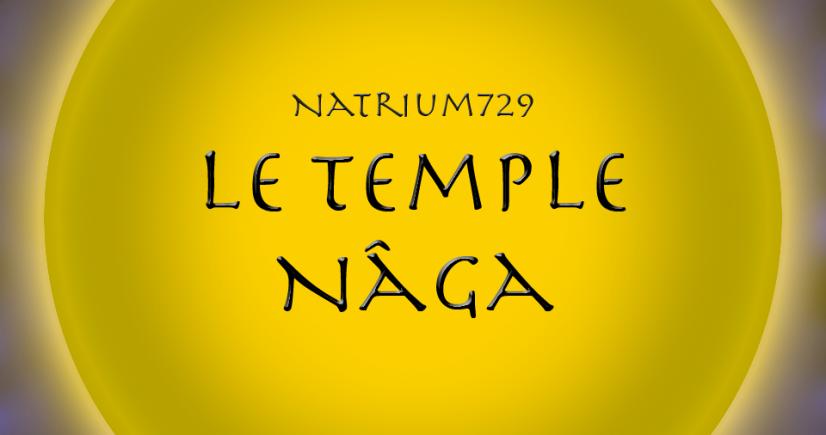 Couverture du Temple nâga