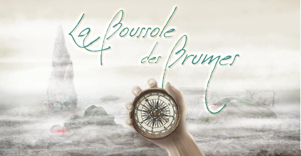 Couverture de la Boussole des Brumes.