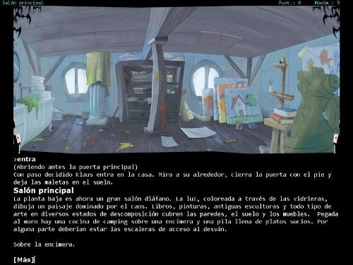 Capture d'écran de Transilvania Corupcion.