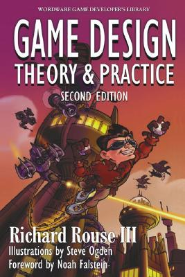 Couverture du livre Game Design: Theory and Practice.