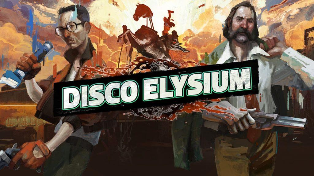 Image de couverture de Disco Elysium.